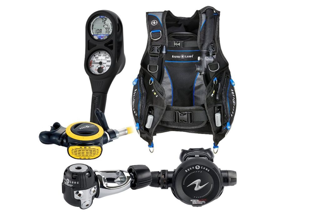 Aqualung Pro QD Appealing to a Wide Range of Divers