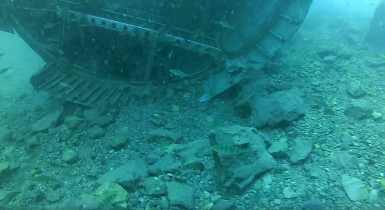 Vobster Quay UK Inland Dive Sites