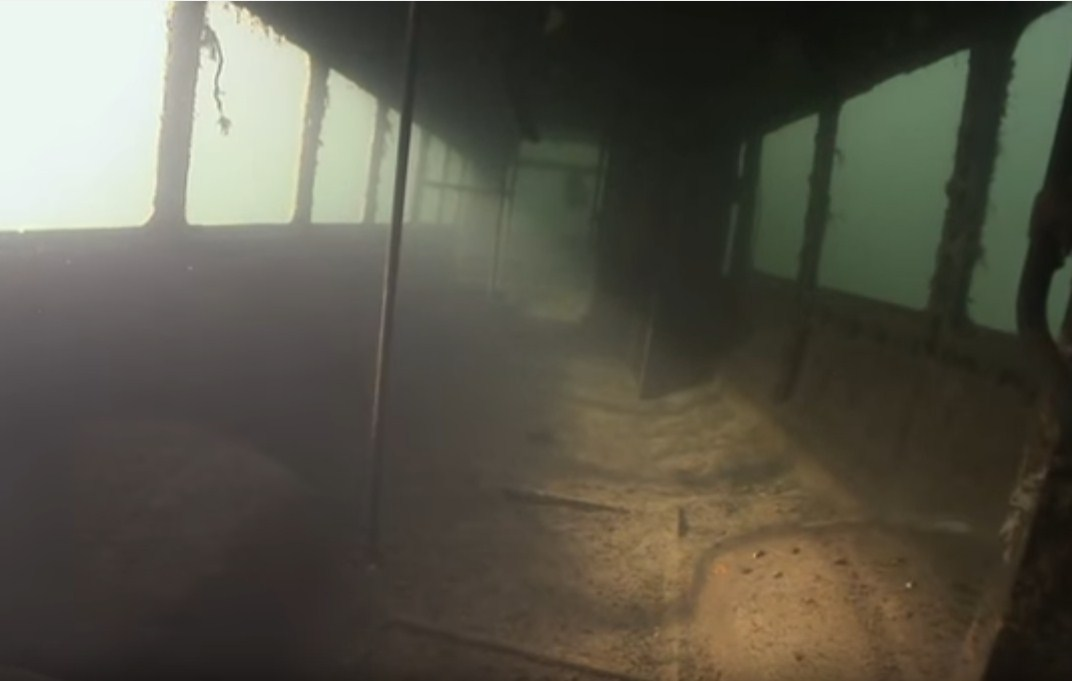 Wraysbury UK Inland Dive Sites