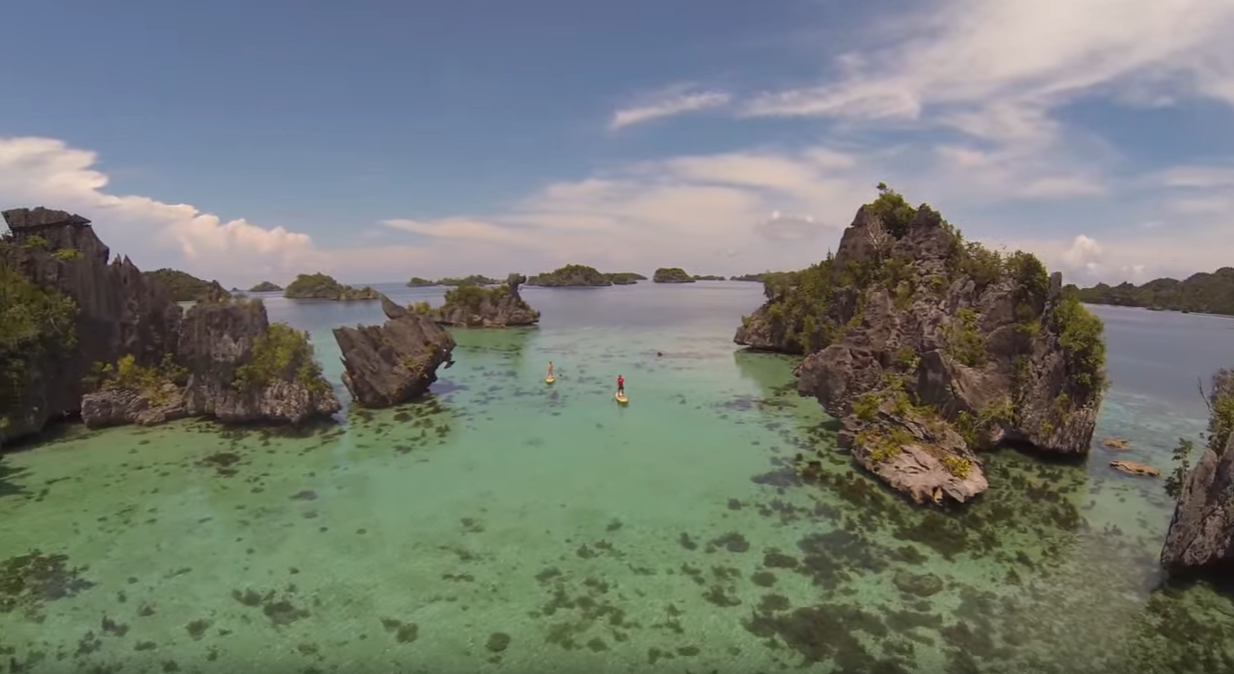 Marine Conservation Indonesia Projects in Misool Raja Ampat