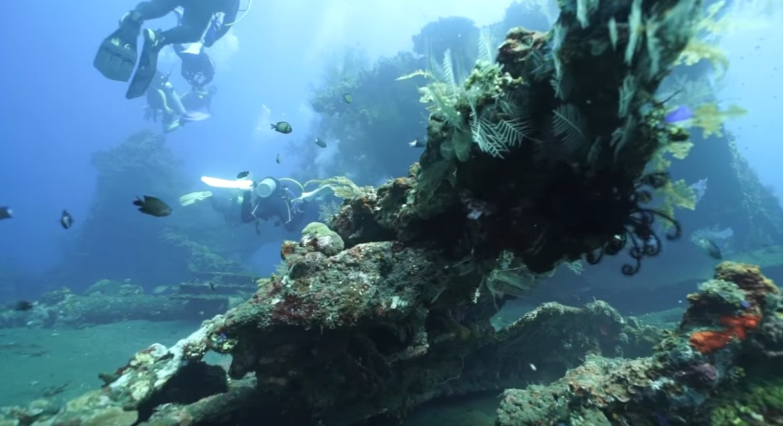 USS Liberty Wreck Tulamben Bali