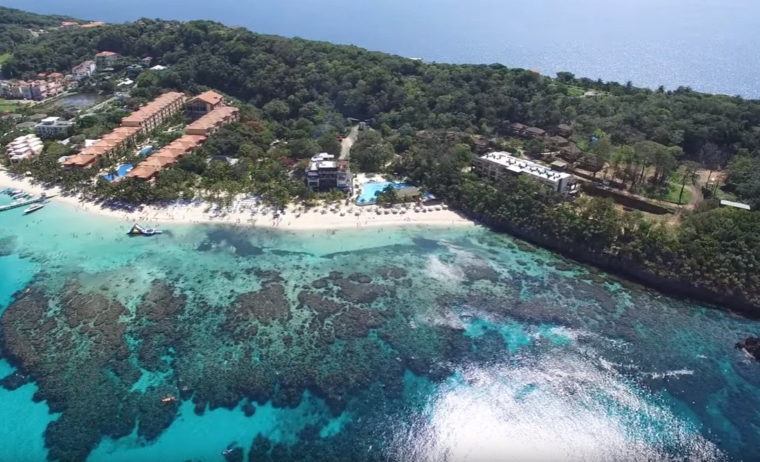 Roatan Dive Resorts All Inclusive, The Paradise of honduras Scuba Diving-min