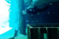 scuba diving without certification,ushaka marine, scuba diving water park