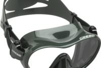 Best Spearfishing Mask Anti-Fog Tempered Glass