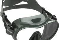 Best Spearfishing Mask Anti-Fog Tempered Glass