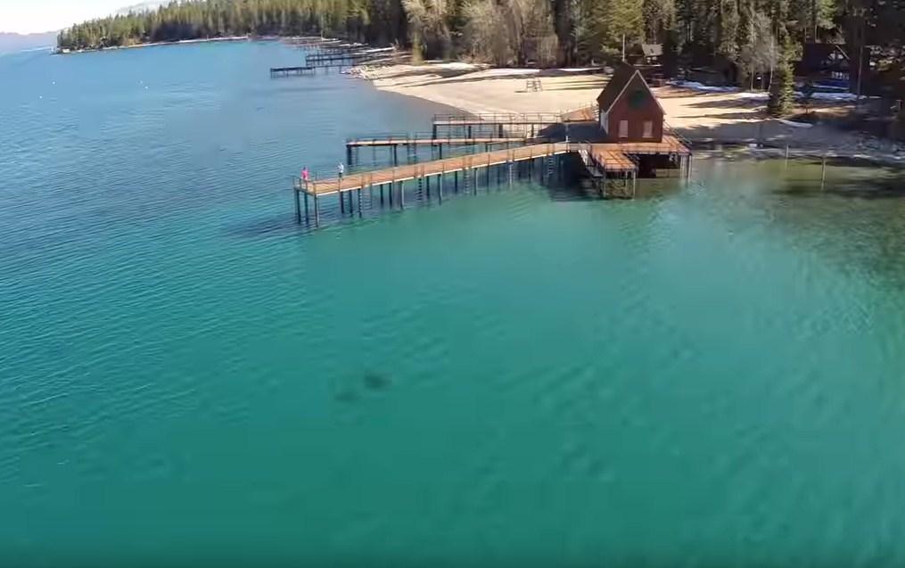 Scuba Diving Lake Tahoe