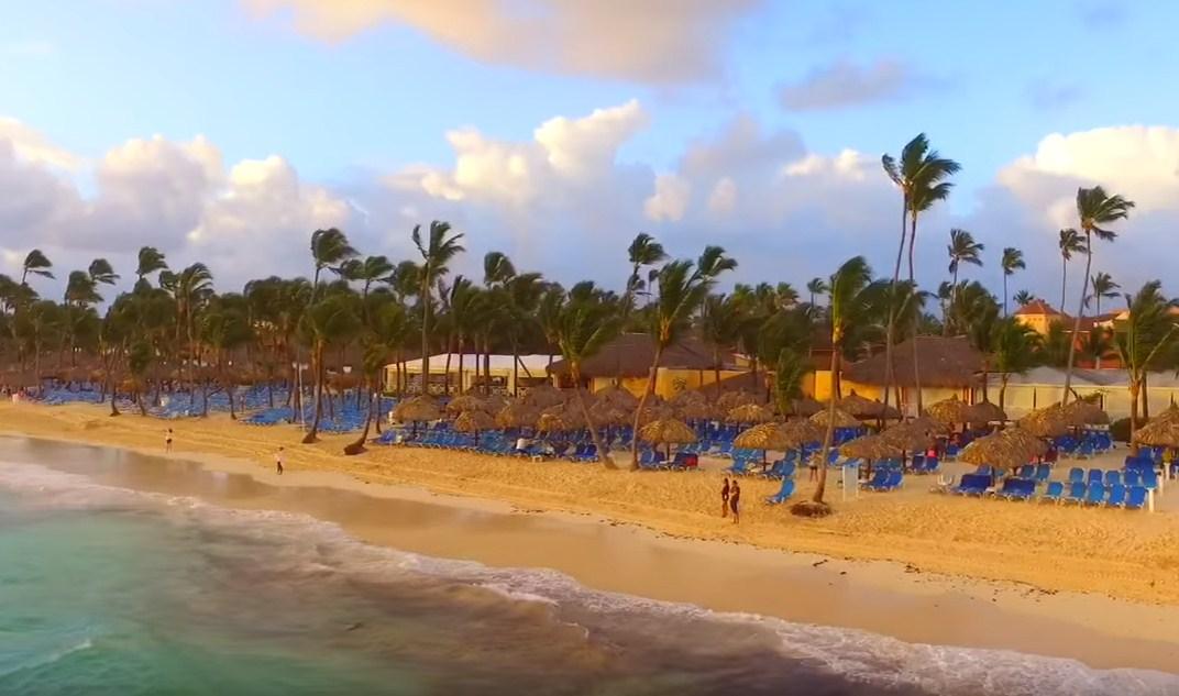 Scuba Diving in Punta Cana Beach,