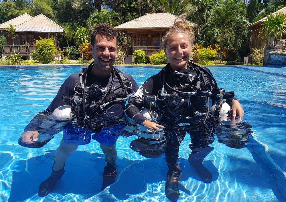 Scuba Diving Certification Indonesia