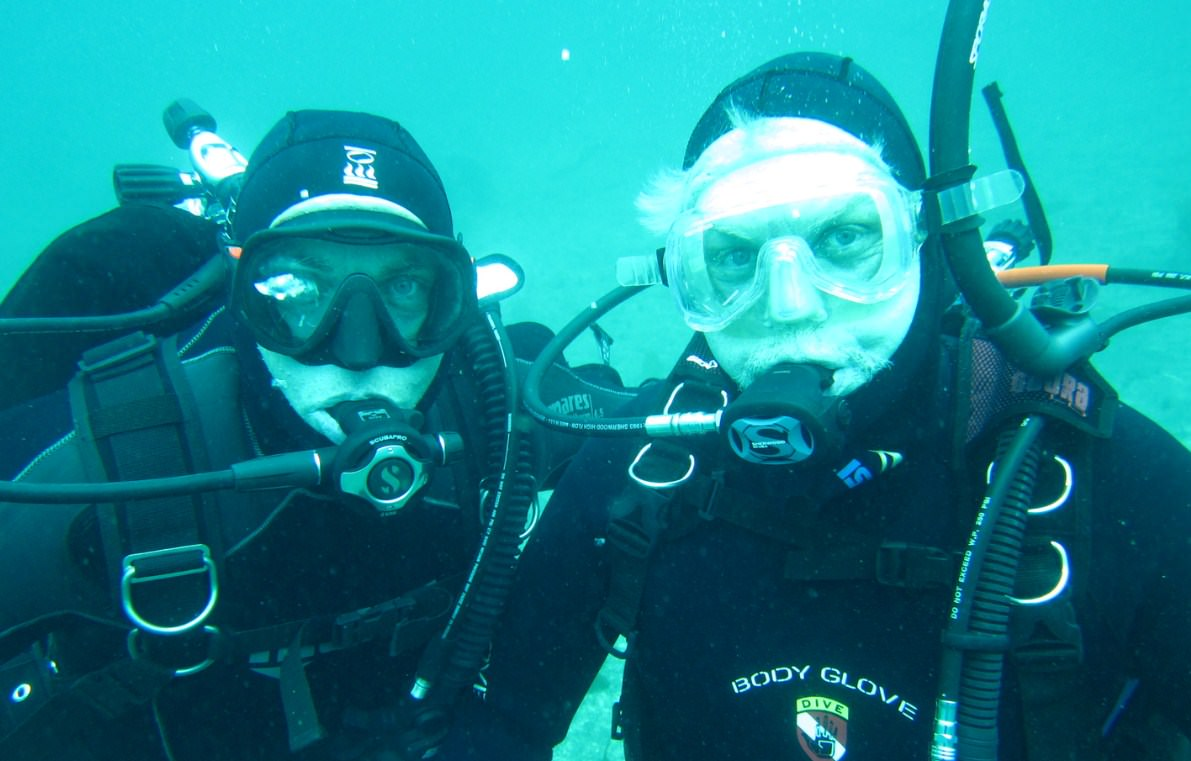 Scuba Diving Certification Santa Barbara Classes