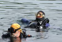open water scuba diving certification service