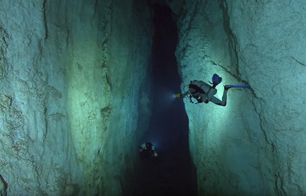 cave diving certifications