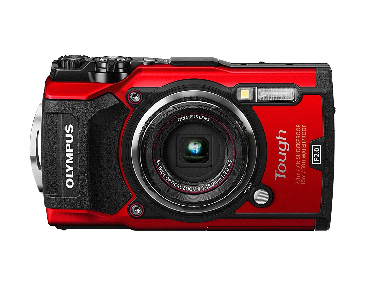 Olympus TG5 Scuba Diving Camera Under $500