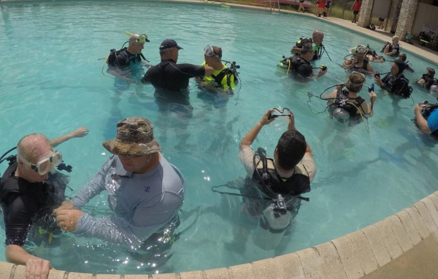 scuba diving certification san antonio
