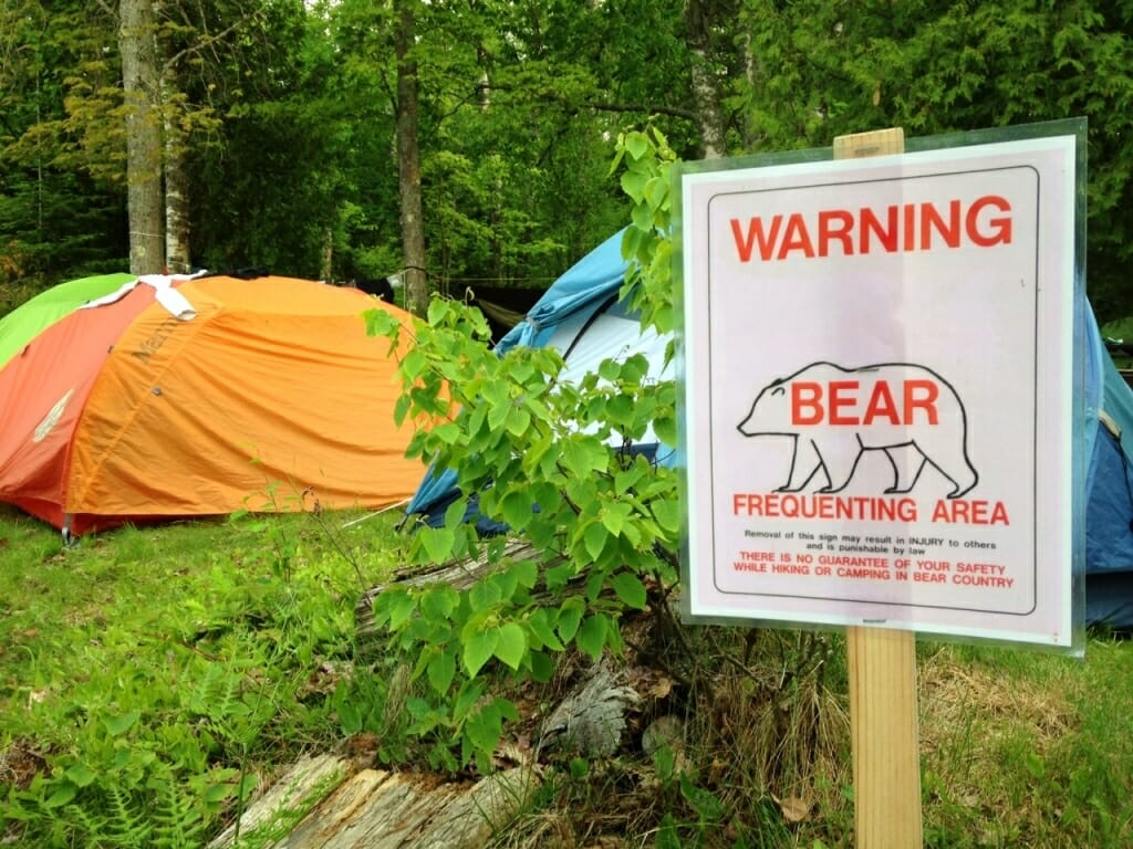 Apostle Islands Camping|