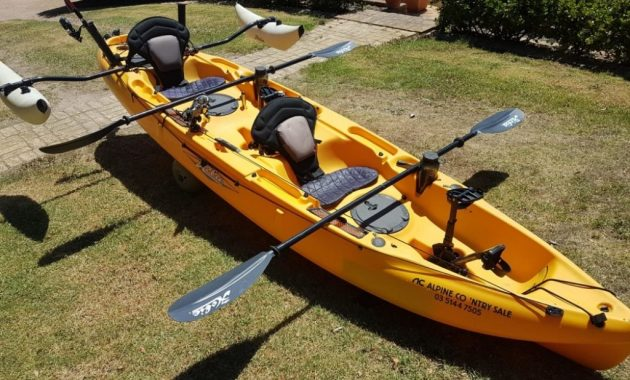 Hobie Mirage 2 Seater Kayak – Bairnsdale – Vic – Kayaks For Sale