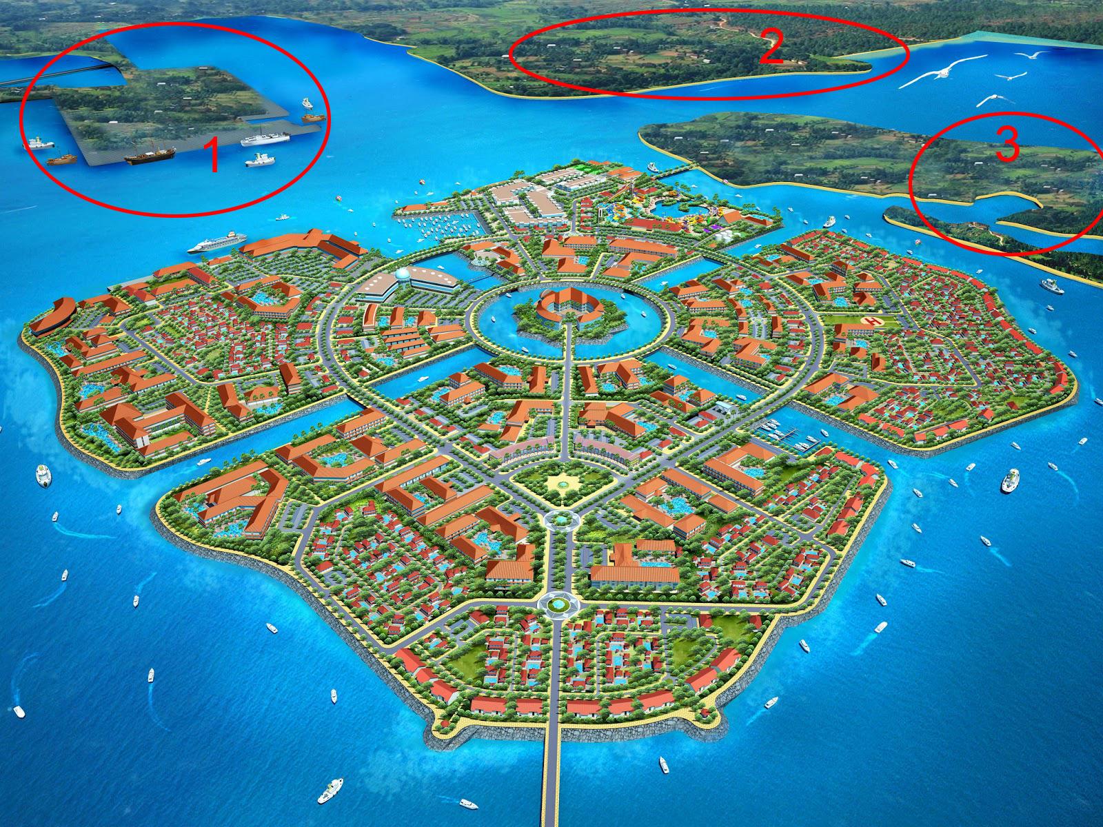 Teluk Benoa Reclamation