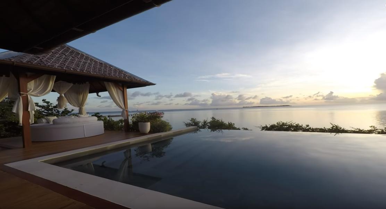 Honeymoon in Wakatobi dive resort