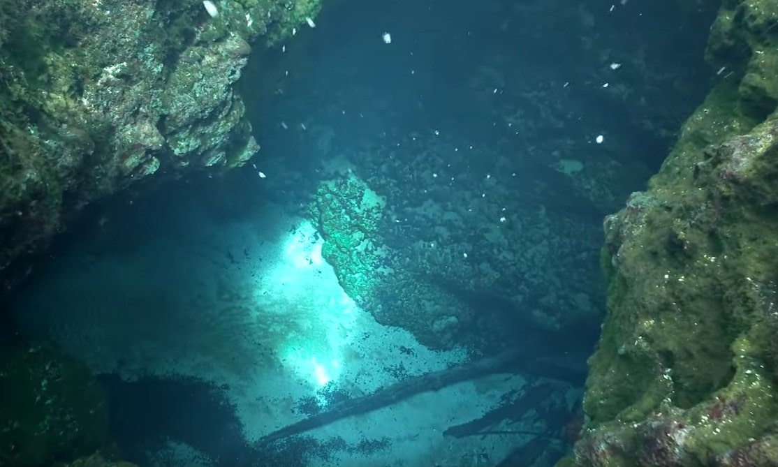 Cave Diving florida Ginnie Springs,cave diving florida, florida cave diving,-min