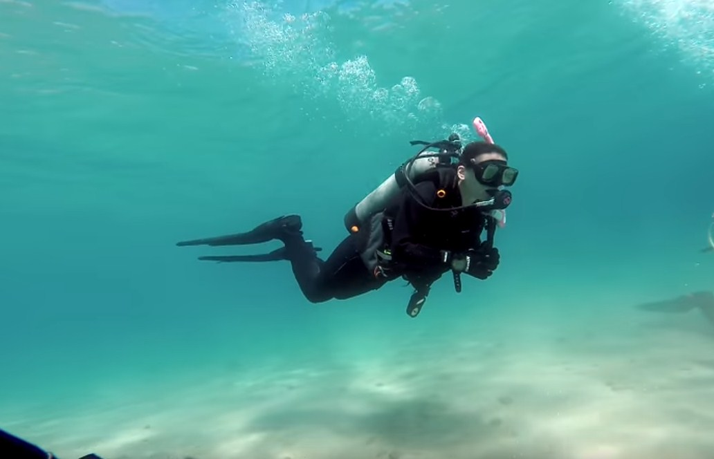Lake Tahoe Scuba Diving Pictures