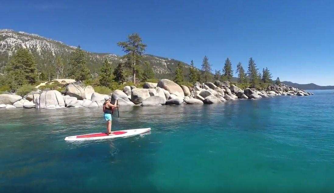 Lake Tahoe Scuba Diving