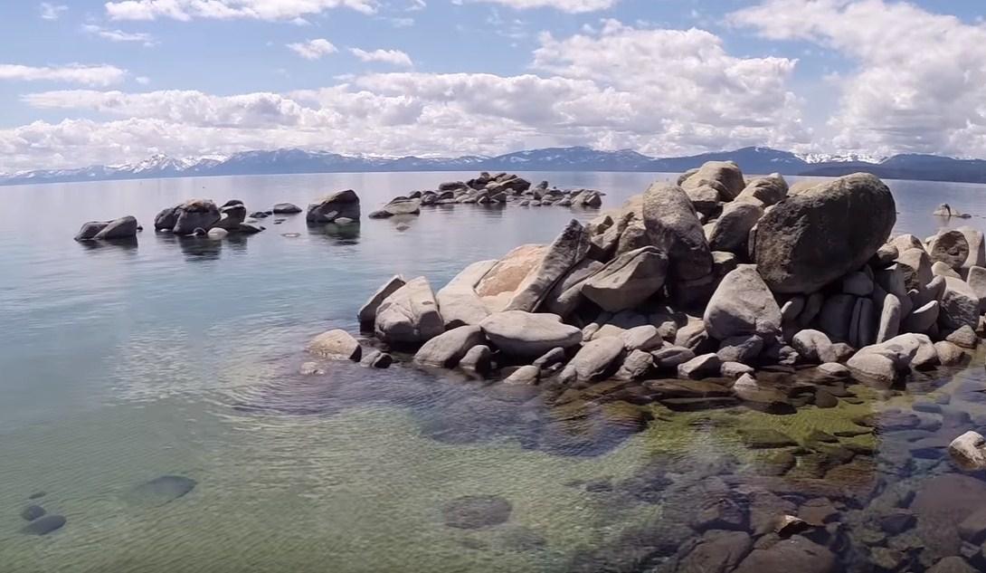 Lake Tahoe scuba diving and snorkeling