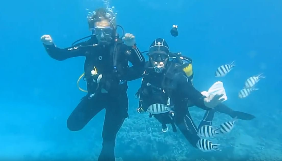 Scuba Diving Certification Mn Recreational Diving Classes