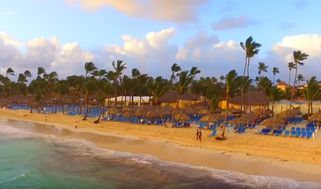 Scuba Diving in Punta Cana Beach,