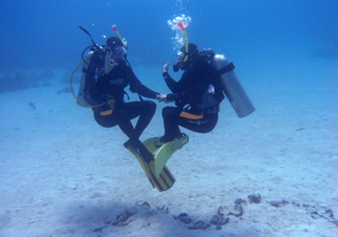 Scuba Diving Certification Indianapolis