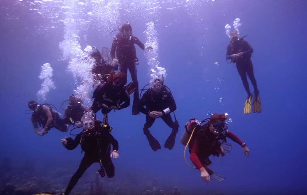 Scuba Diving Certification Milwaukee PADI Rescue Diver and Beginners