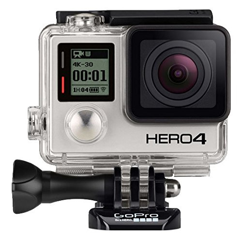 Go Pro Hero 4 The Best Scuba Diving Camera Under $500
