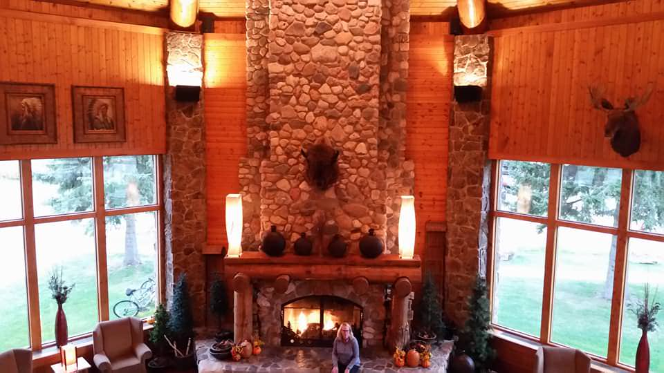 Spearfish Canyon Lodge Room