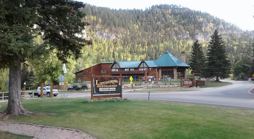 Spearfish Canyon Lodge is the place may be one of the best kept secrets