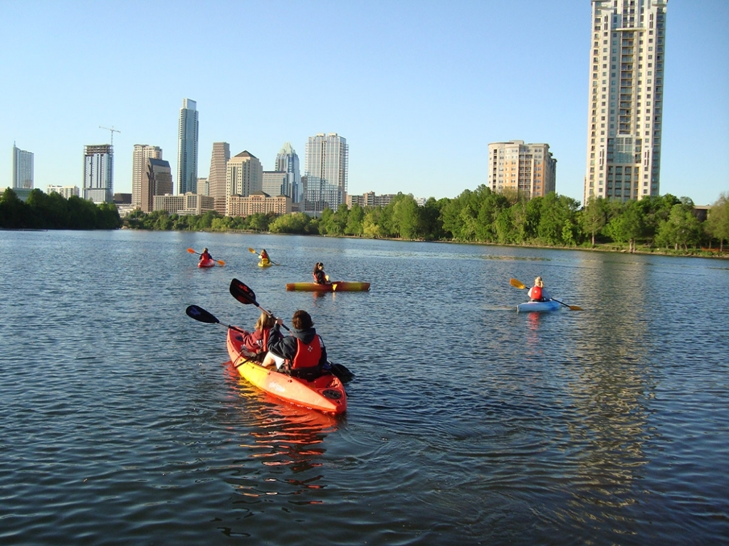 Austin Canoe And Kayak Rental|