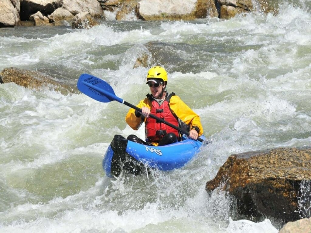 Full Day Inflatable Kayak Trips |