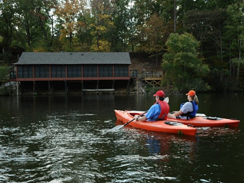 Kayaking & Canoeing - Arkansas State Parks - Adventure State Parks