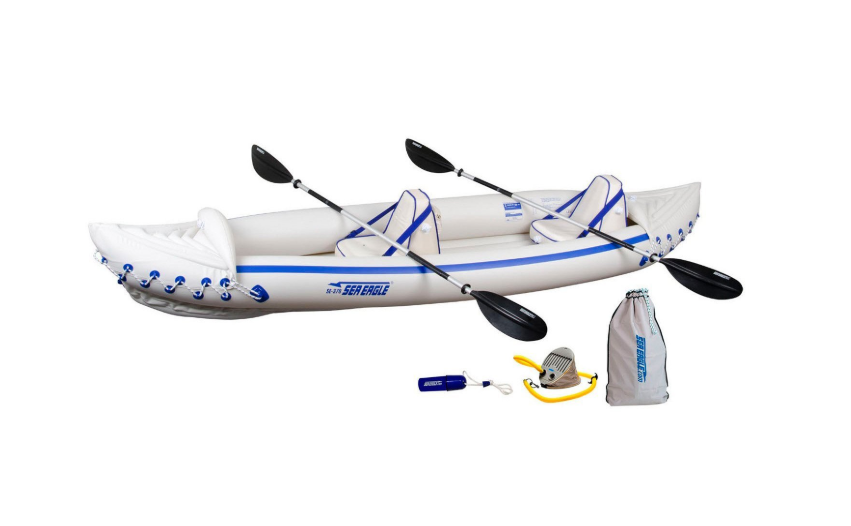 Sea Eagle Tandem 2 seater Kayak